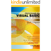 """Programe en Visual Basic 2010  """"Fácil y rápido"""""""