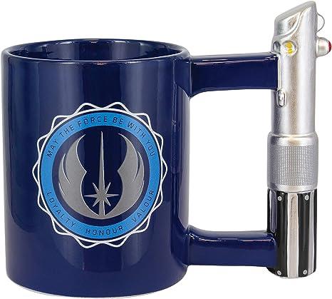 Paladone PP5057SW Jedi Academy Taza de té y café con diseño de ...