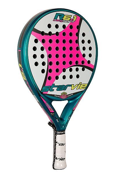 Amazon.com: R 6,1 Lady suave – Professional Padel y Tenis de ...