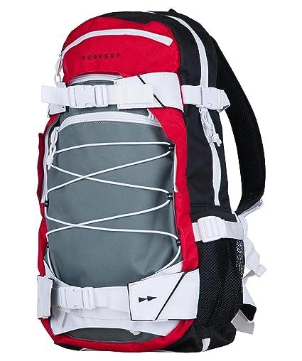 Forvert Ice Louis Backpack Rucksack Bag Tasche 880229(Black): Amazon.es:  Ropa y accesorios