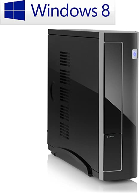 Mini-PC CSL Mini-ITX 5350 / Win 8.1 Ordenador de sobremesa - AMD ...
