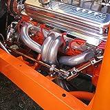 Helix 268681 Steering Rod Shaft