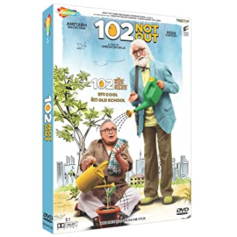 Amazon.com: 102 Not Out: Rishi Kapoor, Amitabh Bachchan ...