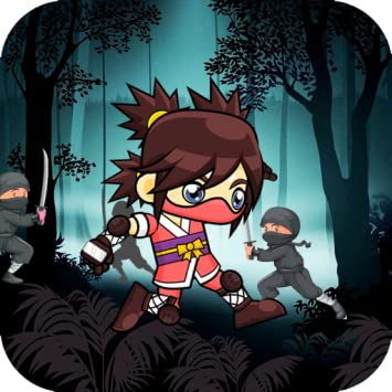 Amazon.com: shadow ninja girl fight: Appstore for Android