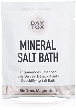 Image result for daytox mineral salt bath
