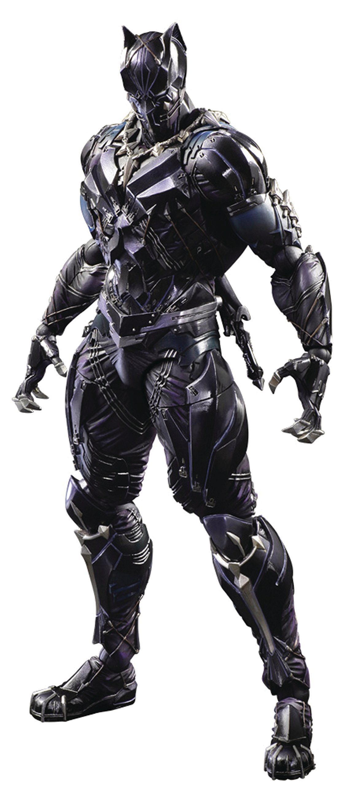 Square Enix Marvel Universe Variant Play Arts Kai: Black Panther Action Figure