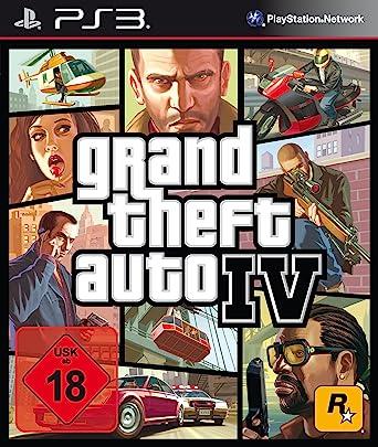 GTA 4 Grand Theft Auto 4 [USA/ENG]