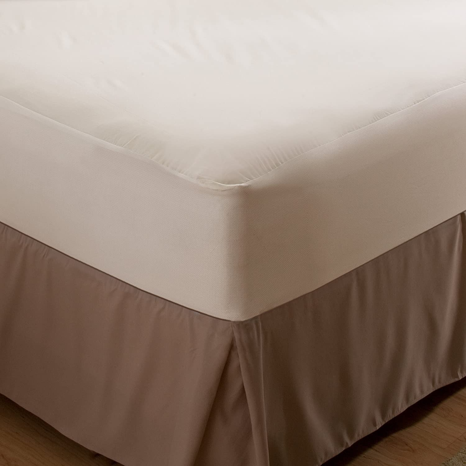 Organic Bedroom Furniture Amazoncom Aller Ease Naturals Organic Cotton Allergy Protection