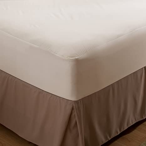 amazon protection organic cotton dp allerease twin cover mattress allergy