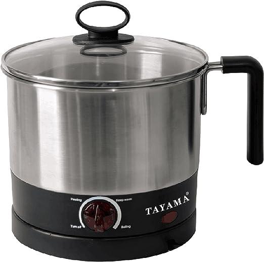 Tayama 6.5 Liter Electric Wok
