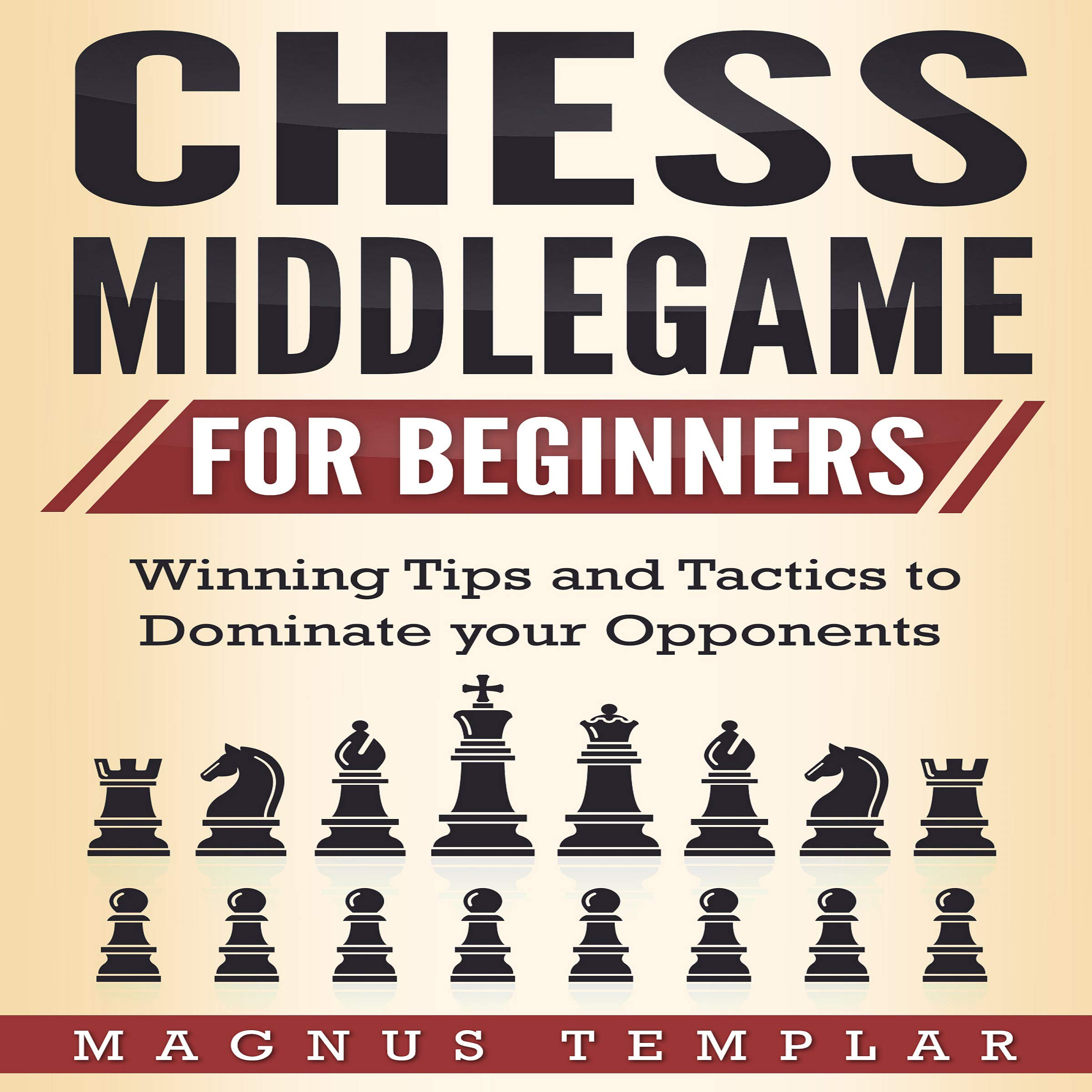 Chess For Beginners  Winning Tips And Tactics To Dominate Your Opponents  Chess Middlegame Volume 4
