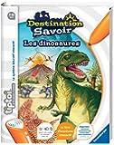 Ravensburger - 00599 -  Jeu Éducatif Électronique  - Tiptoi - Livre - Destination Savoir Dinosaures Tiptoi