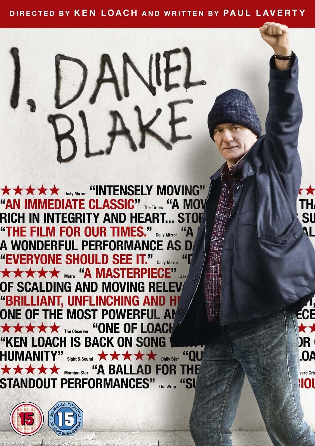 I Daniel Blake Dvd 2016 Amazon Co Uk Ken Loach Dvd Blu Ray