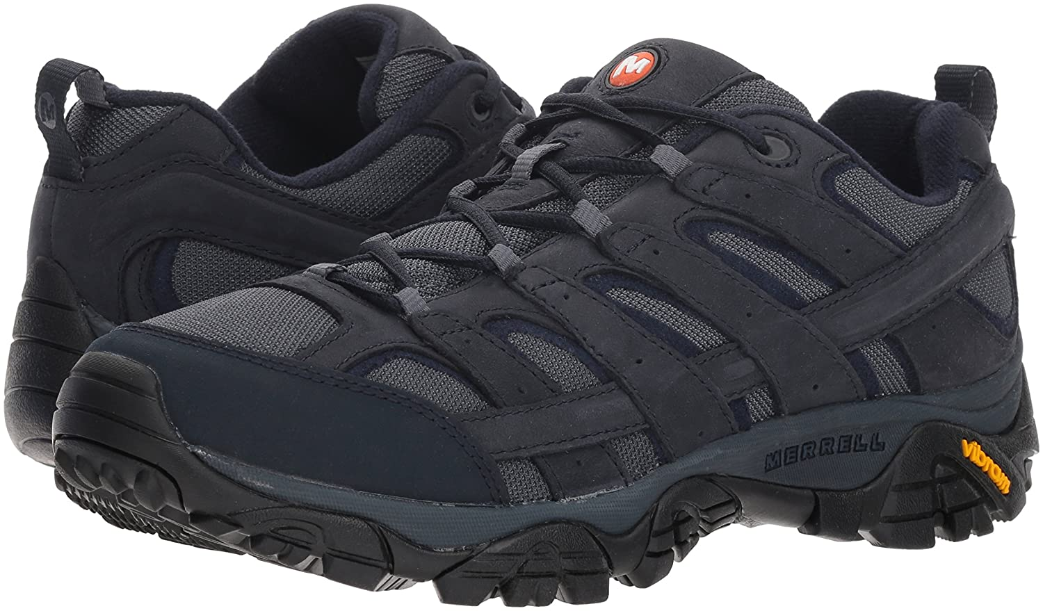 Merrell Mens Moab 2 Smooth Hiking Boot