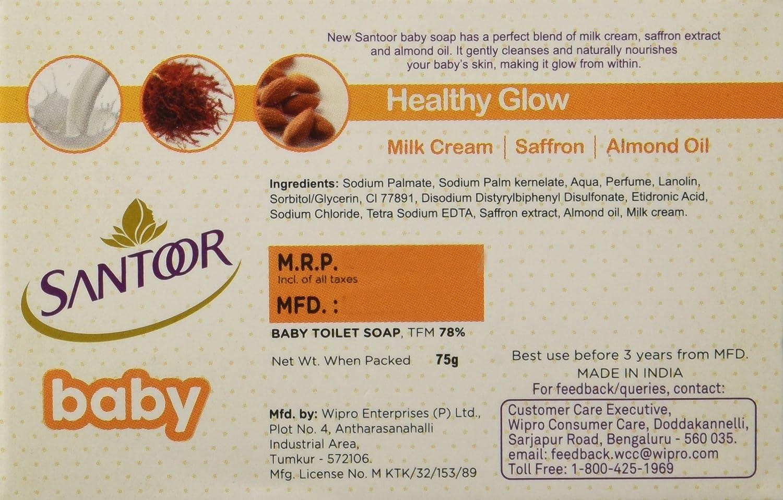 santoor soap disadvantages