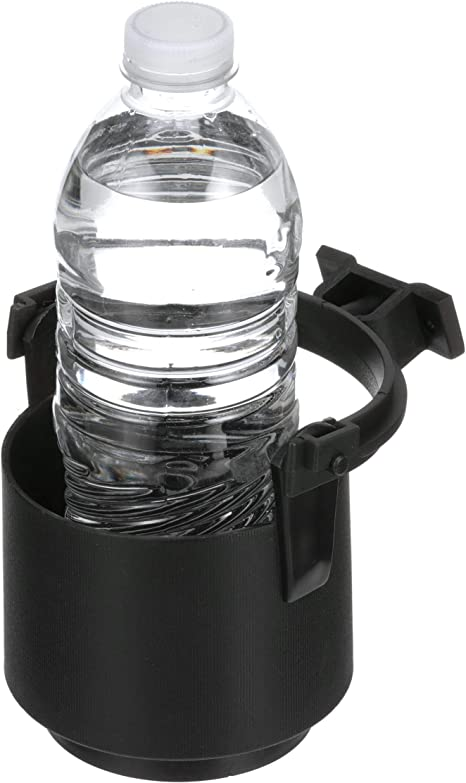 Attwood Fold-Up Drink Holder Holds 12oz cups and cans Black