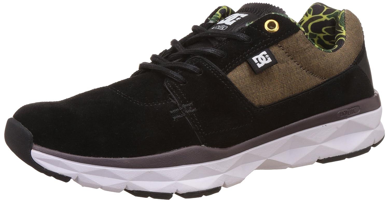 DC Herren Schuhe Player Se, Zapatillas de Skateboarding para Hombre 47 EU|Negro