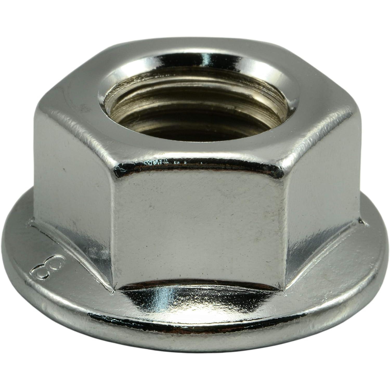 Hard-to-Find Fastener 014973517526 517526 Flange-Nuts 2 Piece