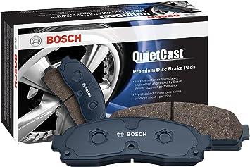 Bosch BP1388 QuietCast Premium Semi-Metallic Front Disc Brake Pad Set