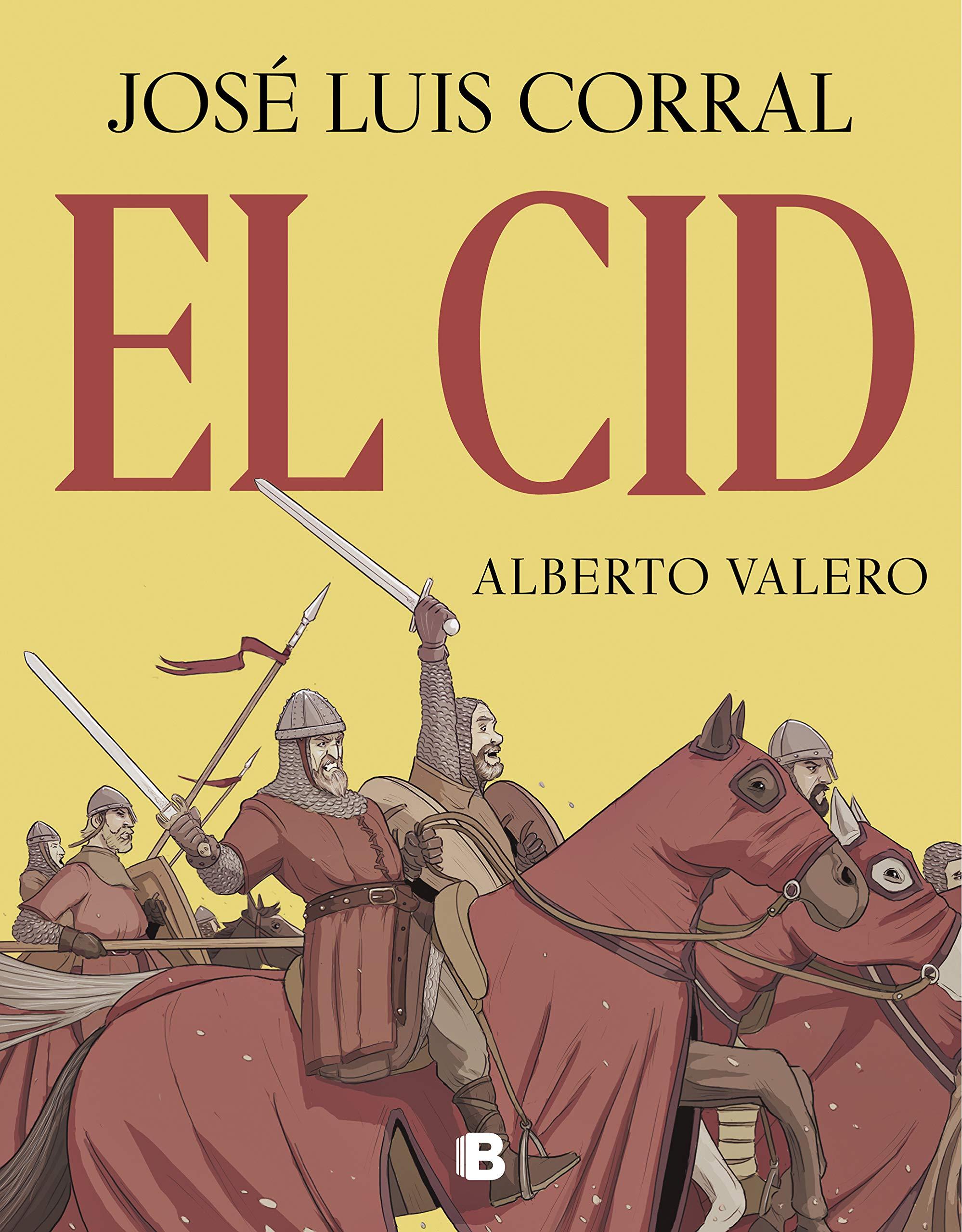 El Cid (Ediciones B): Amazon.es: Corral, José Luis: Libros