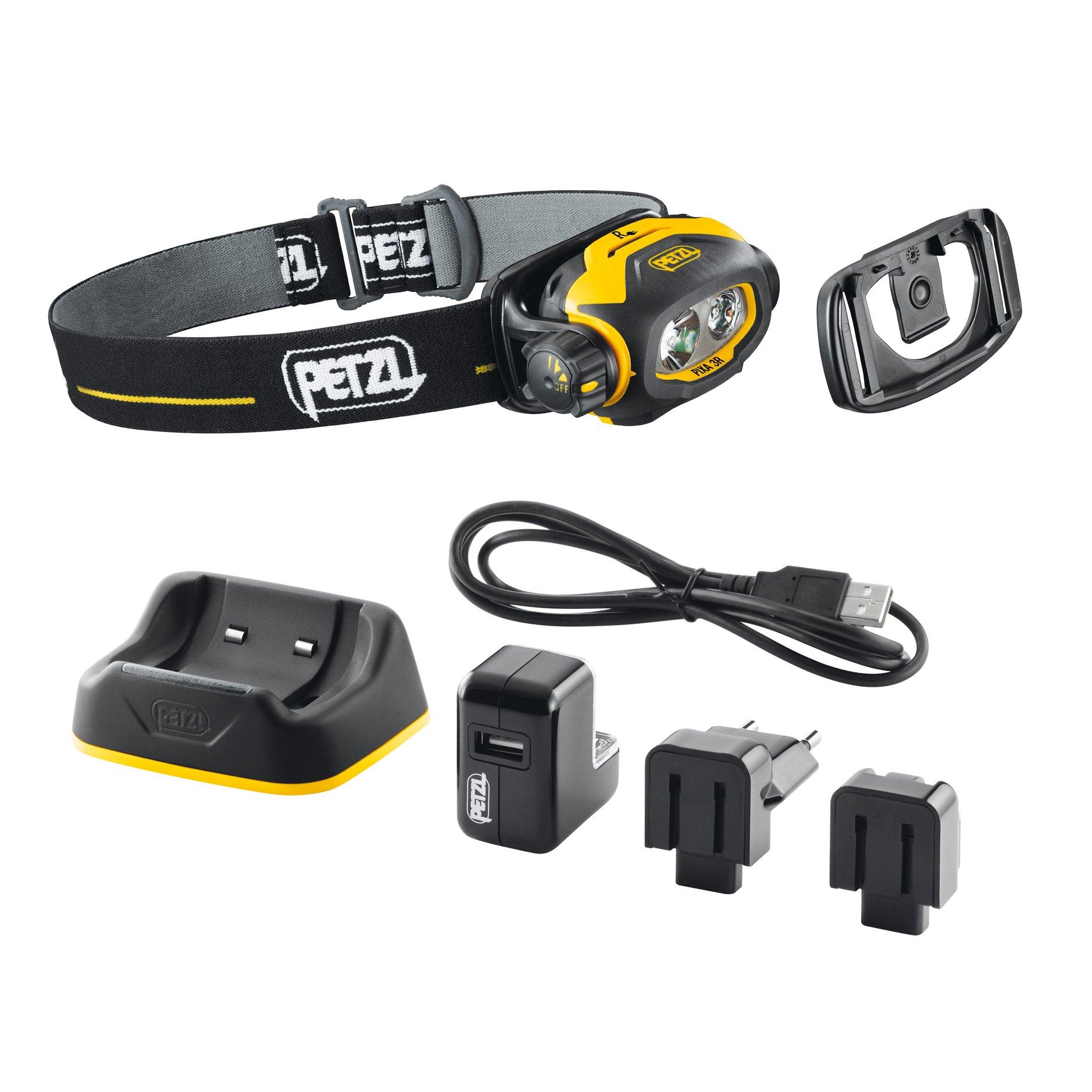 Petzl PIXA 3 ACCU pro headlamp by Petzl (Image #1)