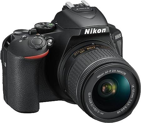Nikon D5600 Digital SLR Camera - Black: Amazon.de: Camera & Photo