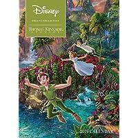 Thomas Kinkade: The Disney Dream Collection 2019 (Agenda-Ringbuch)