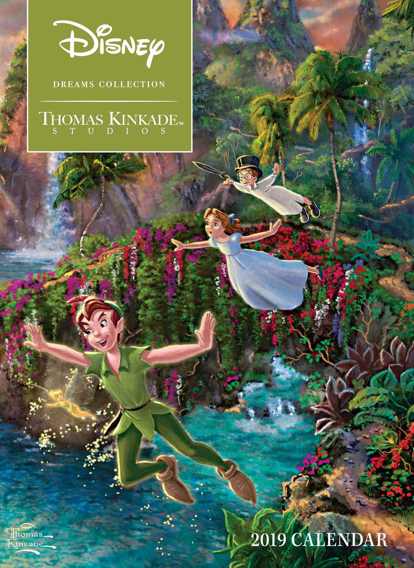 Amazon.com: Thomas Kinkade Studios: Disney Dreams Collection ...