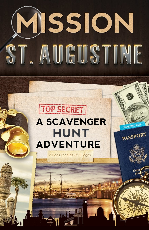 Mission St Augustine Scavenger Adventure