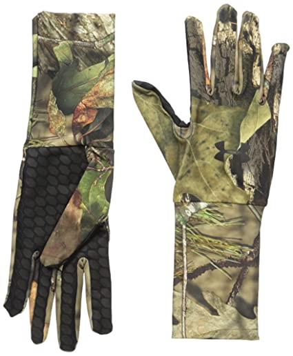 under armour waterproof hunting gloves