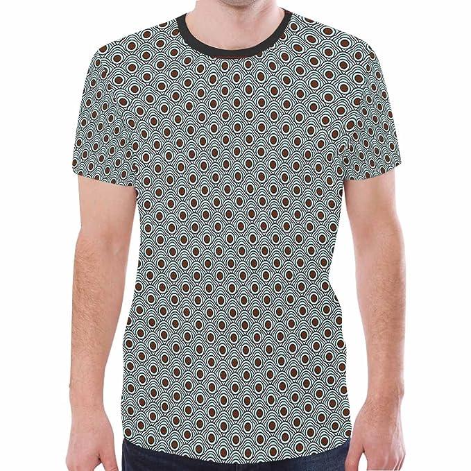 7d5b6df64 Image Unavailable. Image not available for. Color: Anshanggaoc Men's  Graphic T Shirt Men's Premium 3D ...