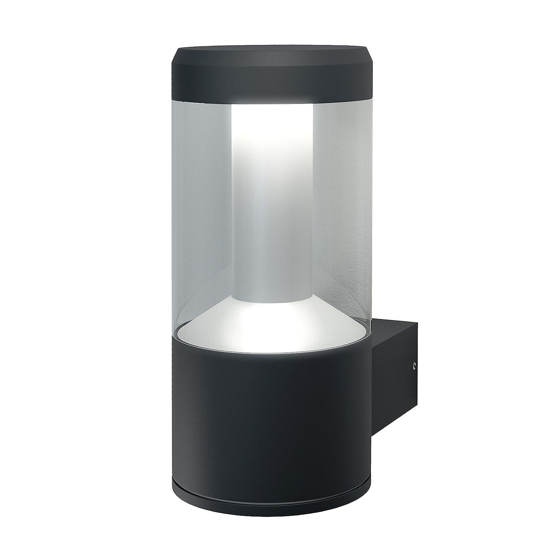 Osram LED Endura Style Lantern Modern Gartenpylone Leuchte, für Außenanwendungen, Warmweiß, 110, 0 mm x 900, 0 mm Warmweiß Ledvance 4058075033313