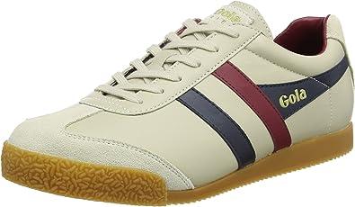Harrier Leather Fashion Sneaker