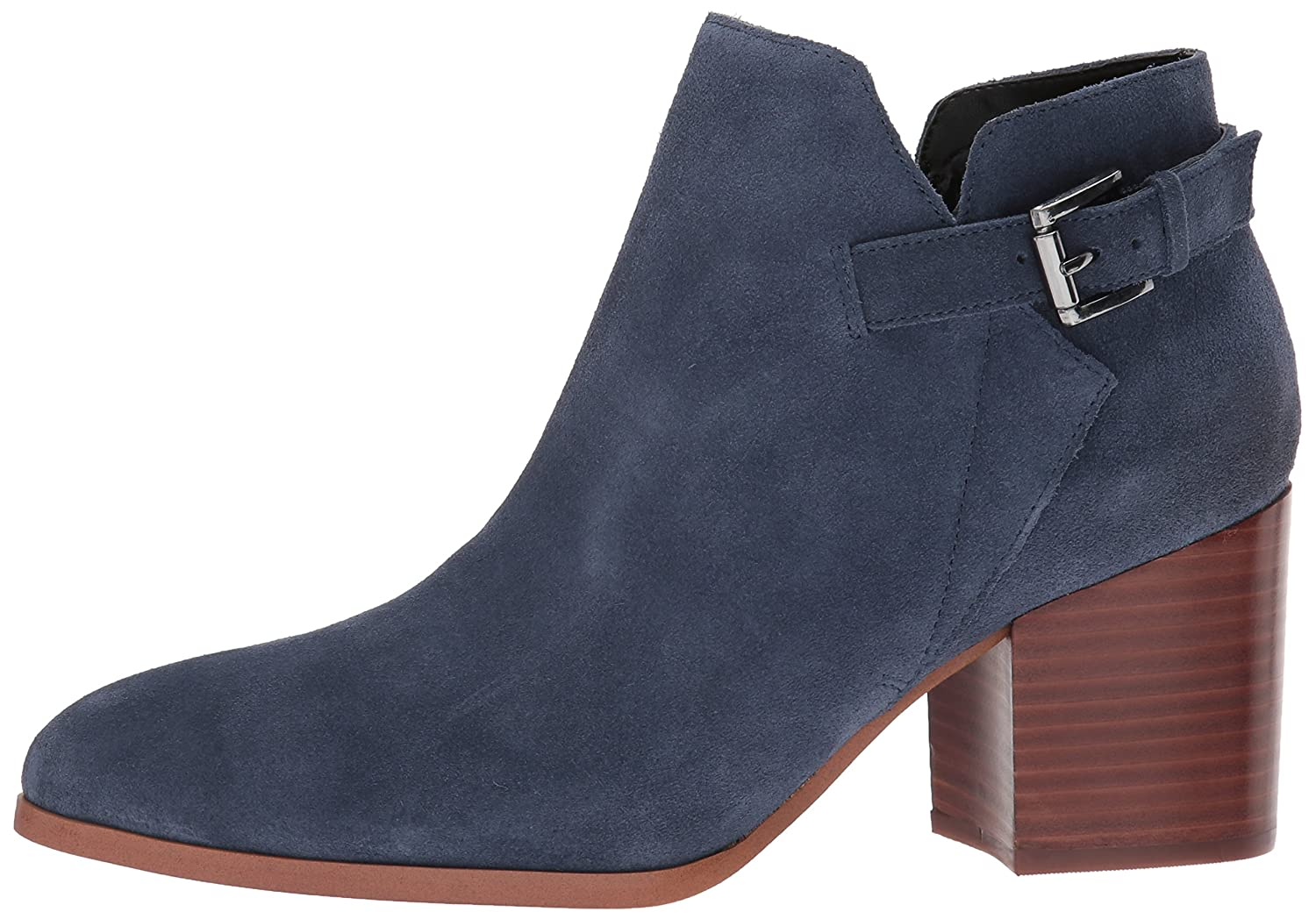 Marc Fisher Women's Vandy Ankle Boot B0714BB3SQ 6 B(M) US|Blue