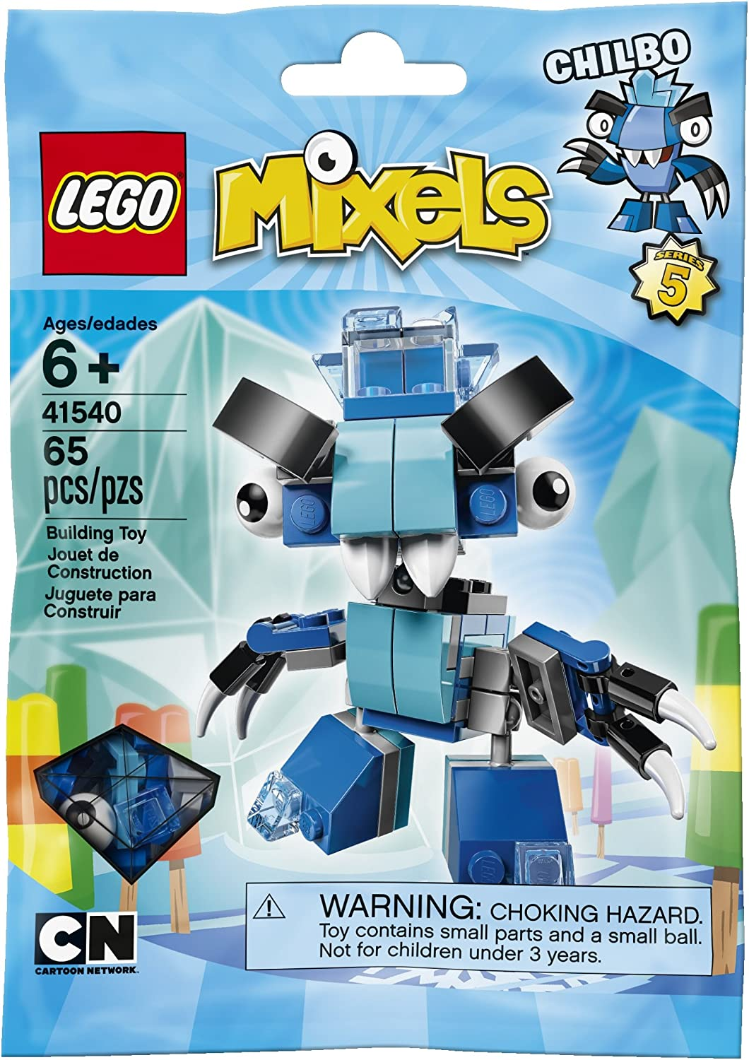 LEGO Mixels Chilbo Building Kit