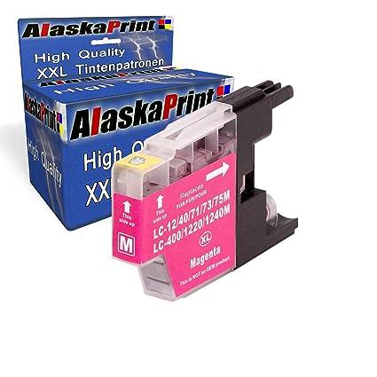 1 x Impresora tinta Repuestos para Brother LC-1280 XL ...