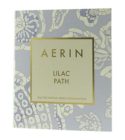 AERIN Lilac Path Eau de Parfum Spray 0.07oz 2ml Carded Vial