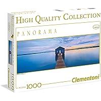 Clementoni 39330 Panorama Blue Calm 1000 Parça Puzzle
