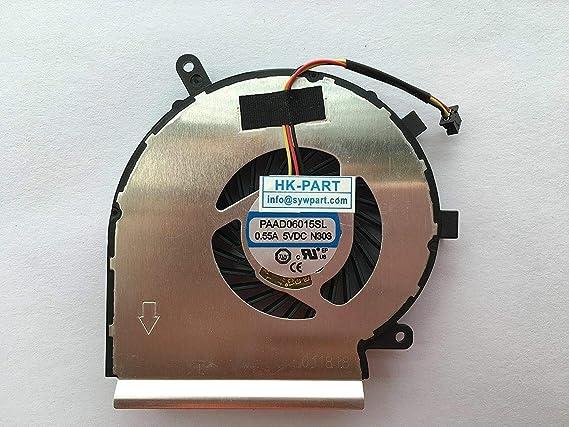 3CTOP - Ventilador de CPU para portátil AAVID THERMALLOY ...