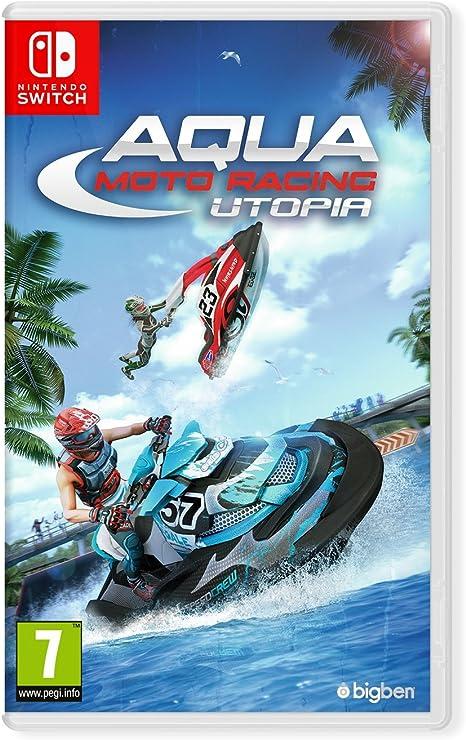 Aqua Moto Racing: Utopia - Versión Española: Amazon.es: Videojuegos