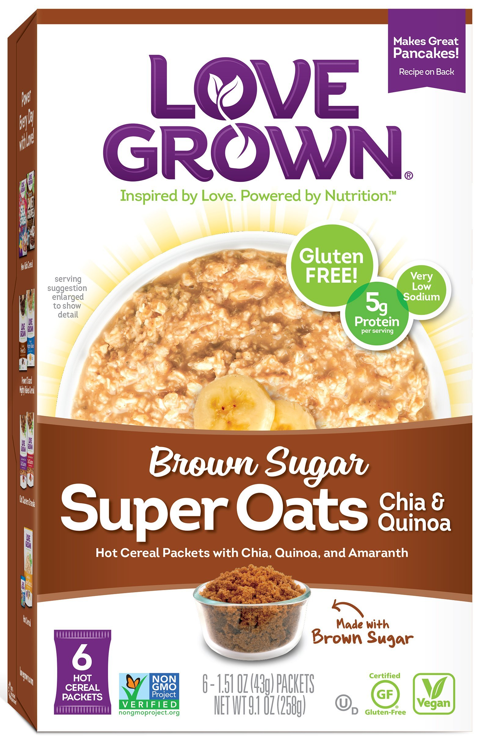 Super Start Hot Cereal