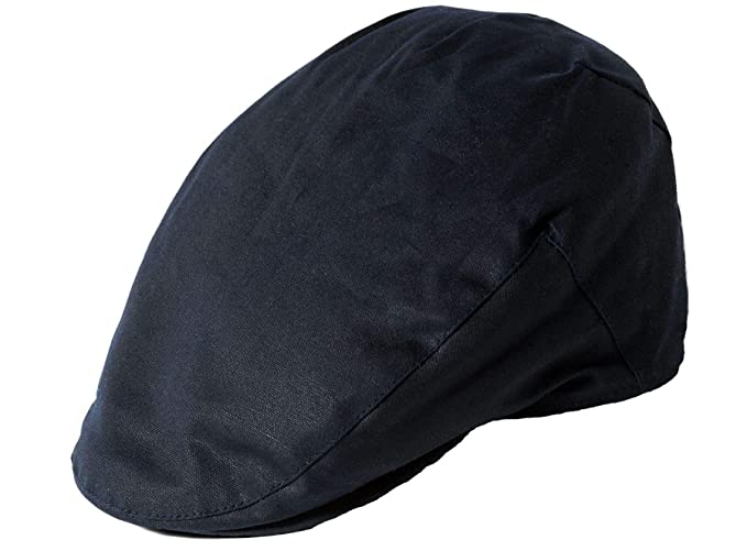 Failsworth Waxed Cotton Flat Cap at Amazon Men s Clothing store  1bb61afd07c