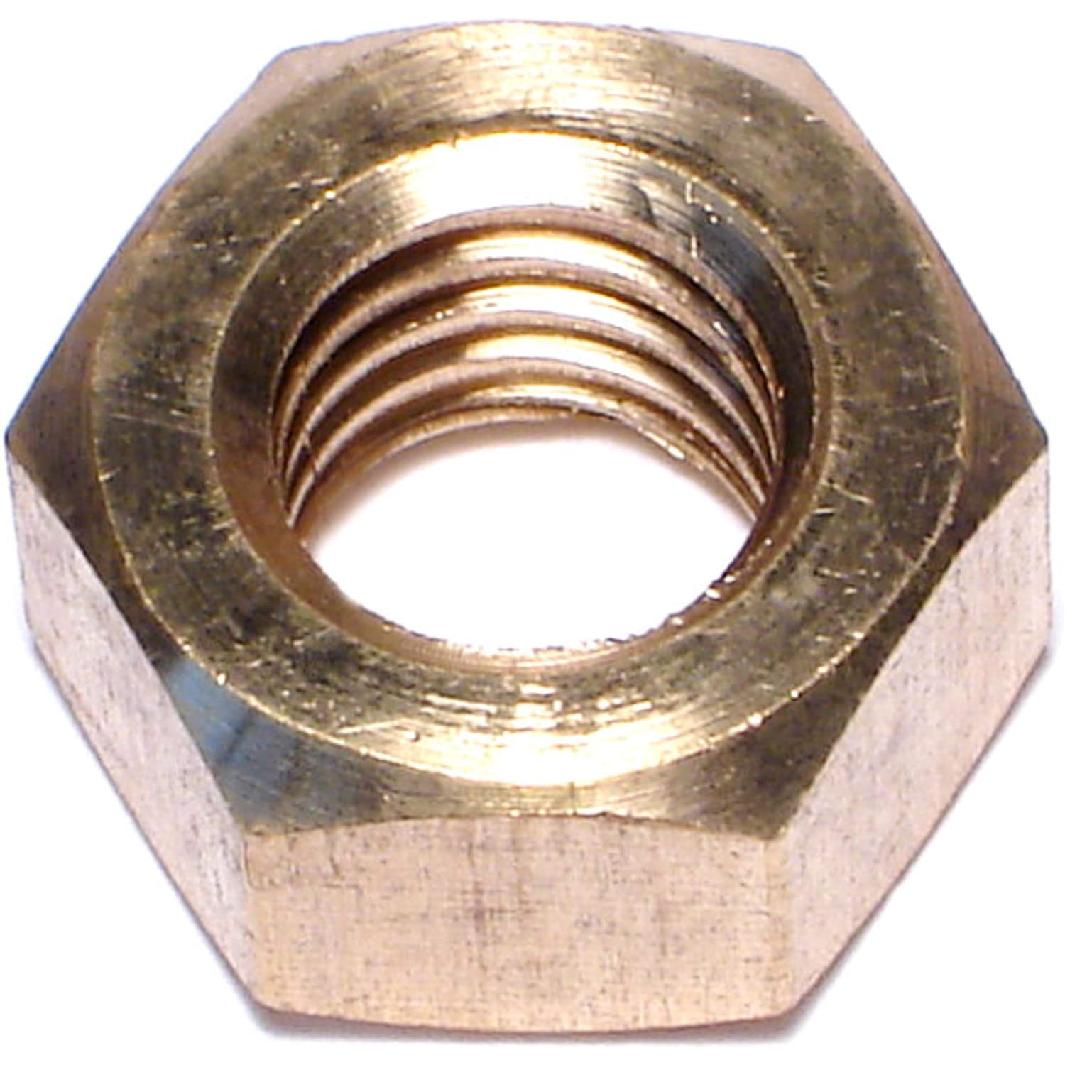 Piece-8 7//16-14 Hard-to-Find Fastener 014973329068 Finished Hex Nuts