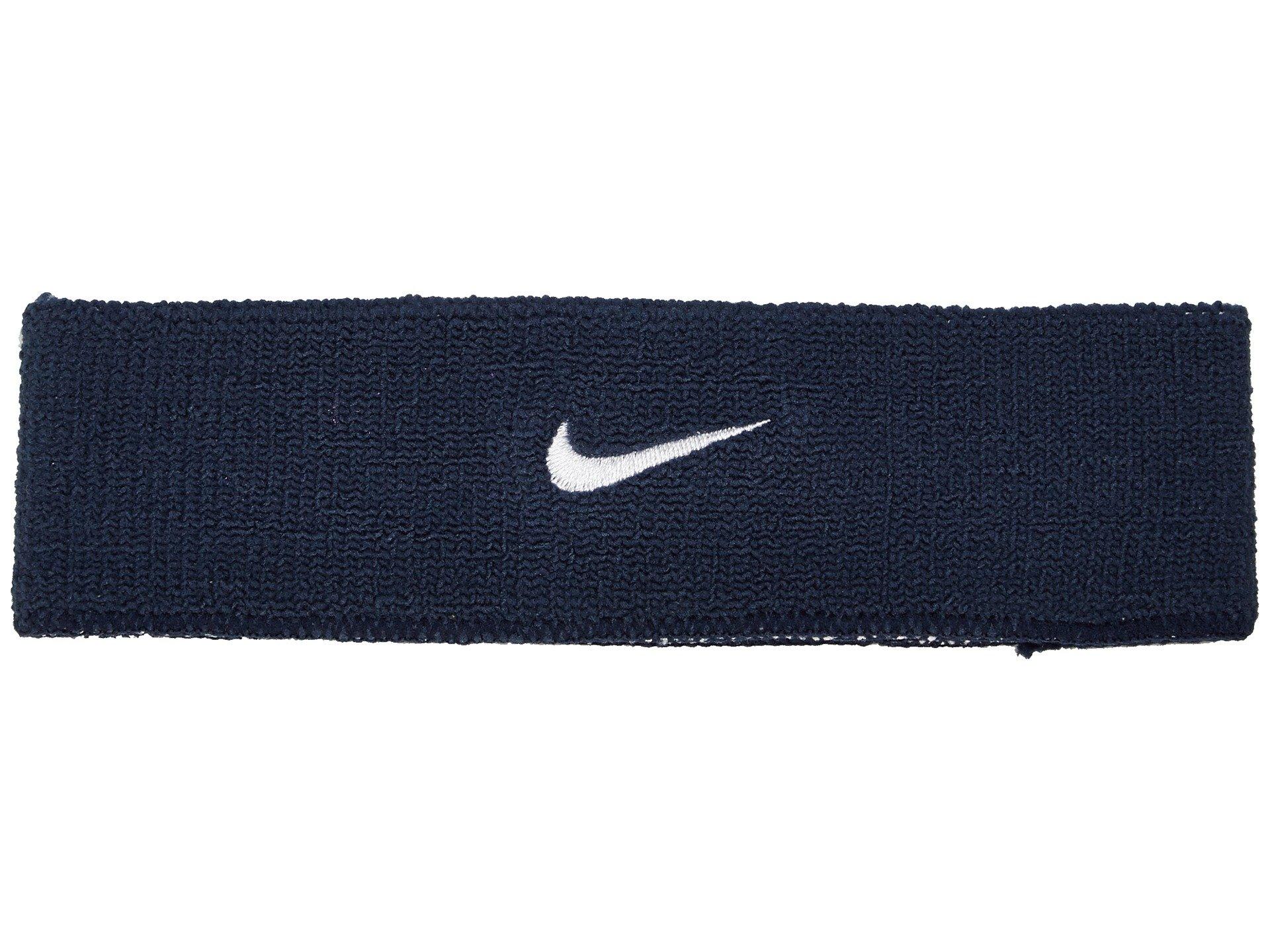 Nike Premier Home & Away Headband (Obsidian Blue/White) by Nike