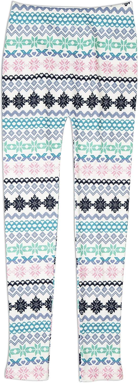 Star Ride Girls 4-Pack Fleece Lined Legging Set
