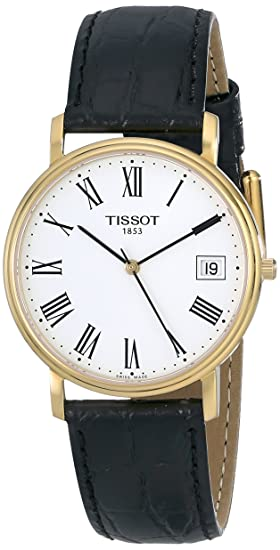 Image Unavailable. Image not available for. Colour  Tissot Men s T52542113 T -Classic Desire ... 4e74a83f332