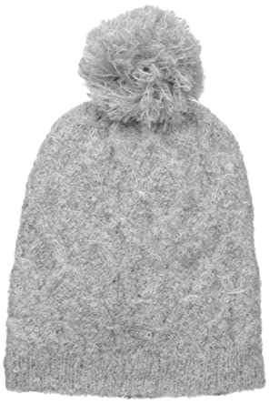 Coal Women s The Sophie Cable Beanie with Pom d96b0483a3