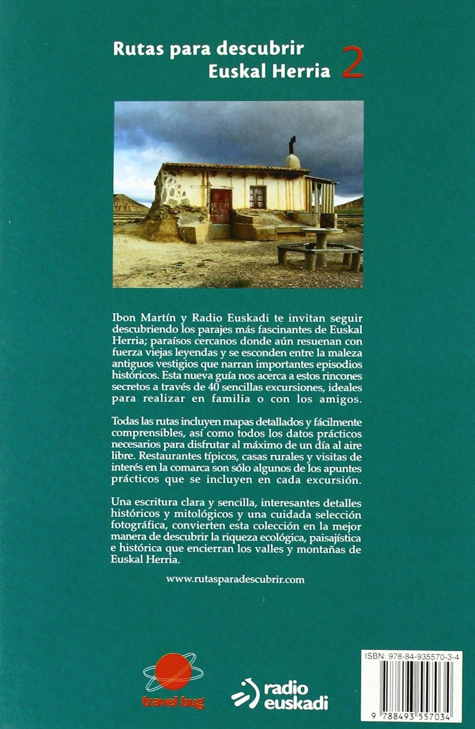 Rutas para descubrir e.h. 2 (edic. actual.): Amazon.es ...