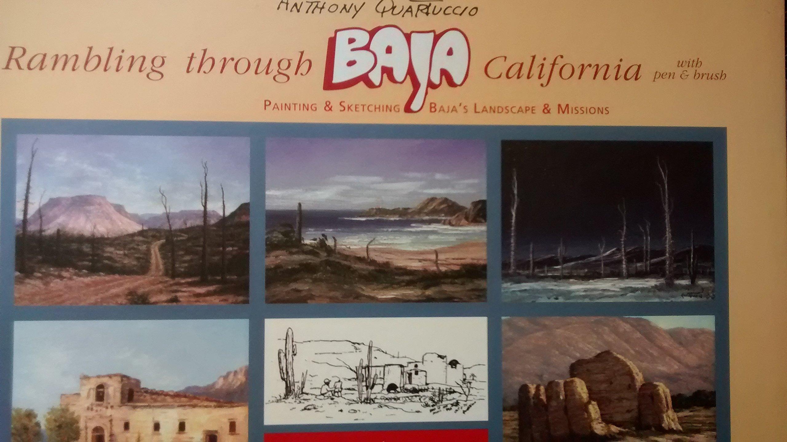 Download Rambling through Baja California pdf epub