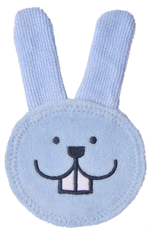 MAM Oral Care Rabbit, Blue, 3 Plus Months by MAM   B00ILR5SGK